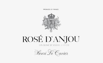 Henry Le Cuvier Rosé d'Anjou